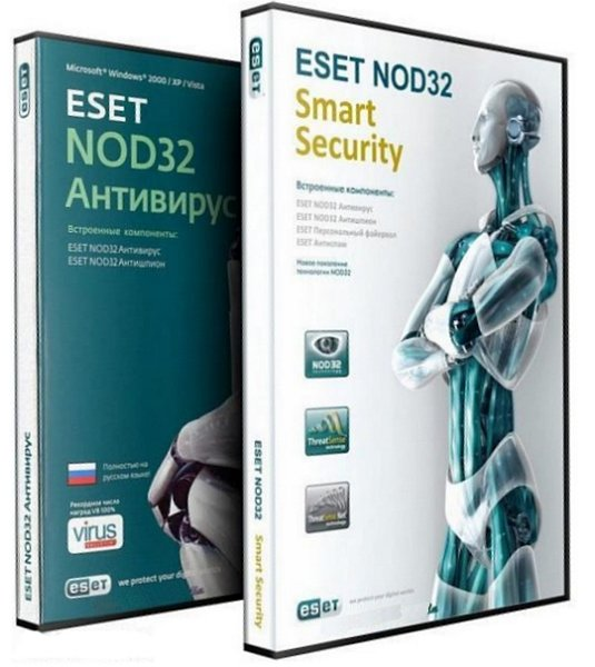 ESET NOD32 Antivirus 4.2.64.12 + ESET Smart Security 4.2.64.